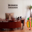 The Snapchat hot dog dancing in Business Insider's lobby. Photo: Business Insider/Nick Vega