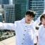 Lee Chan-hyuk (left) and Lee Su-hyun of Akdong Musician. Photo: Korea Times file