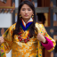 Jetsun Pema, Queen of Bhutan, is only 27. Photo: Getty