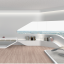 The latest lighting technology and materials are reshaping interior designs.