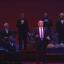 The robotic President Trump, as seen in Disney's revamped Hall of Presidents at Walt Disney World in Orlando, Florida. Photo: Screenshot/YouTube