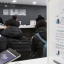 Korean iPhone users wait to replace their aged batteries with new ones at an Apple service center in Seoul. The U.S. smartphone maker began the battery swap program amid mounting anger over its software upgrade that intentionally slowed down older iPhones. Photo: Yonhap