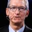 Apple CEO Tim Cook. Photo: Brendan McDermid/Reuters