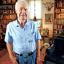 Forrest Fenn poses at his Santa Fe, N.M., home. Photo: Luis Sanchez Saturno/Santa Fe New Mexican/AP