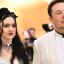 Elon Musk and Grimes. Photo: Charles Sykes/AP