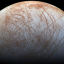 Jupiter's moon Europa, as seen by NASA's Galileo spacecraft in the late 1990s. Photo: NASA/JPL-Caltech/SETI Institute