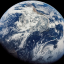 Earth from space looks blue thanks to all of its water. Photo: NASA