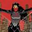 Cindy Moon or 'Silk'. Photo: Marvel Comics