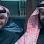 Saud al-Qahtani, left, and Saudi Crown Prince Mohammed bin Salman. Photo: YouTube