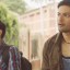 Vikrant Massey (left) and Ali Fazal as Bablu and Guddu Pandit, two brothers who find themselves in a dangerous power play in Amazon Prime's new Indian drama, Mirzapur. Picture: YouTube