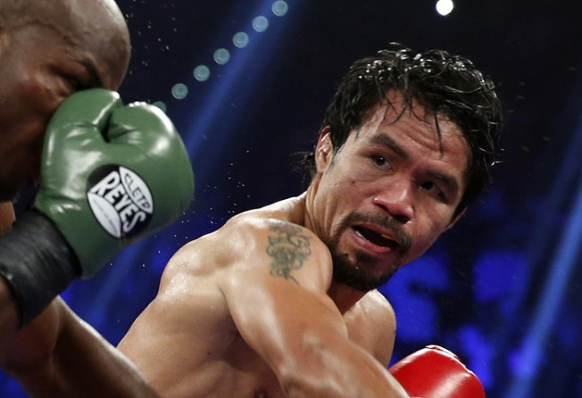 6abd59e72c60 Boxer Manny Pacquiao's incredible rags to riches story | South China  Morning Post