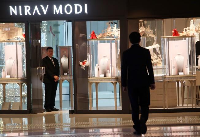 Hong Kong staff of Indian jewellery brand Nirav Modi 'fear