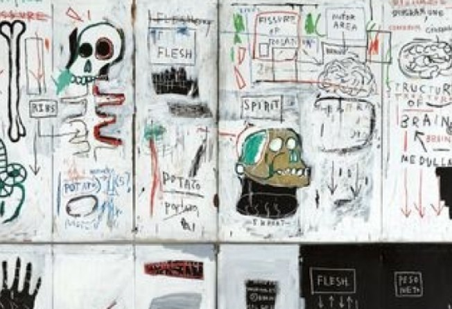 Basquiat painting bought for just US$15,000 could sell at
