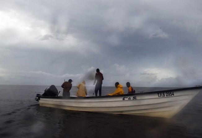 As Venezuela disintegrates, a new breed of pirates