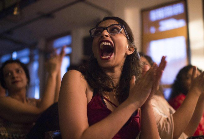 India's women-only comedy show Femapalooza tackles breasts