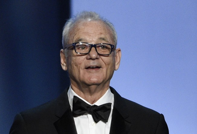 Bill Murray defends Dustin Hoffman over sexual harassment