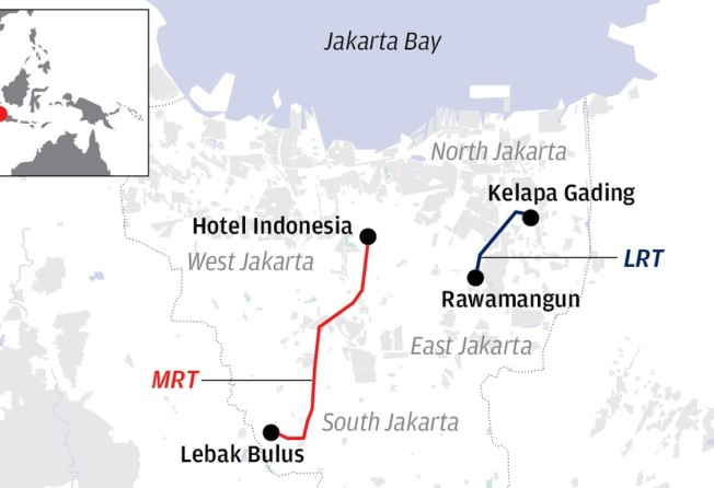 Jakarta S Long Ride To An Mrt Is Almost Over Will It Boost Widodo