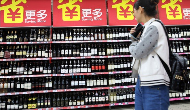 China's additional 15% tariff on US wine is expected to hurt California's wine industry.