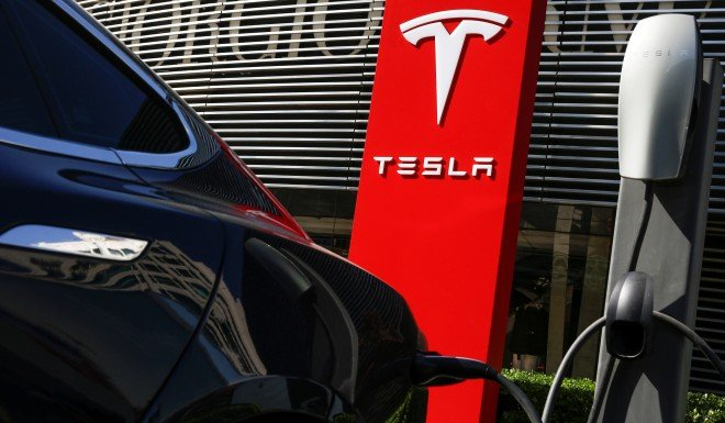 Tesla is given a boost by China's removal of foreign ownership rules.
