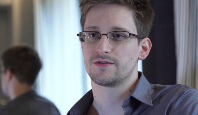 Edward Snowden fled the US for Hong Kong, where he remained for more than two weeks.