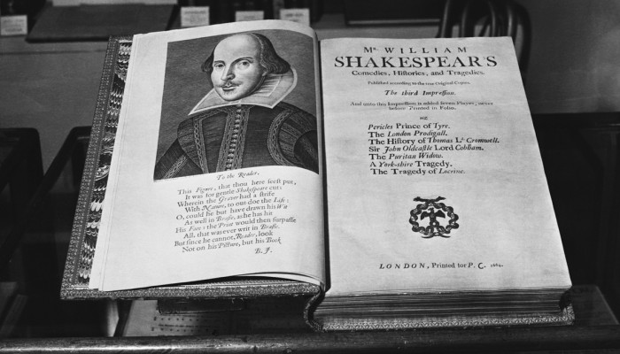 Every day Shakespeare: phrases coined by the Bard still in