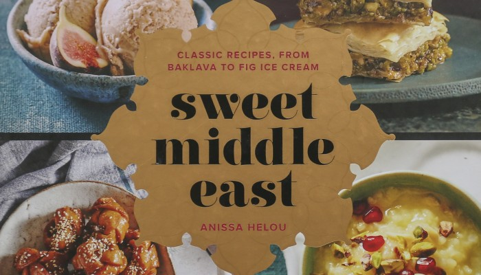 Cookbook explores the Middle East's obsession with sweets
