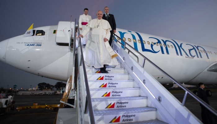 Pope courting Asia again with Myanmar, Bangladesh trips, but China...