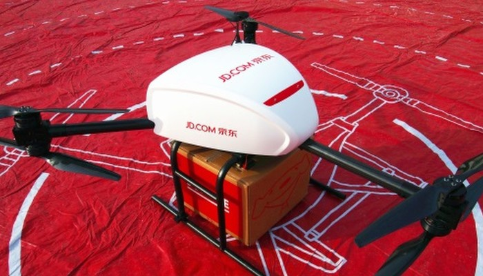 JD com offers US$15m prize to find top drone-delivery