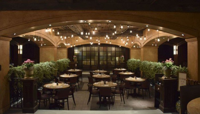 How hollywood set designers are now giving restaurants