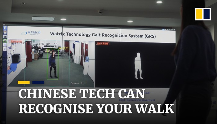China's new video-surveillance system identifies people by