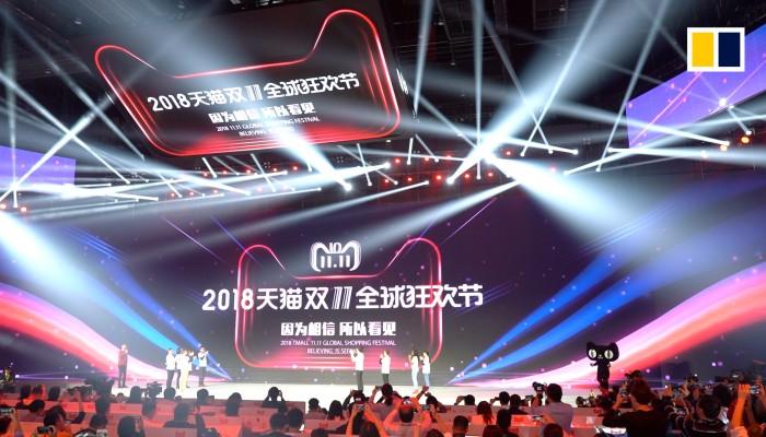Jack Ma Speaks At The 2019 World Economic Forum South China