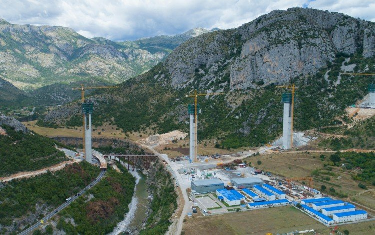 Is China's Investment In Infrastructure Projects Driving Western Balkan Nations Into Debt?