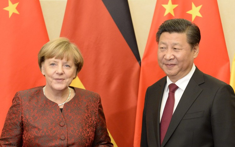 Five Things To Watch Out For During German Chancellor Angela Merkel's Trip To China