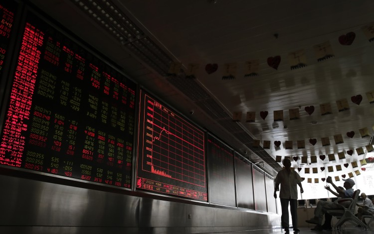 China And Hong Kong Stocks Fall As US Set To Slap US$200 Billion In Tariffs On Chinese Goods