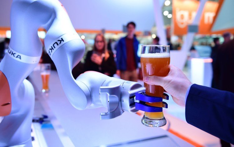 'Made In China 2025': A Peek At The Robot Revolution Under Way In The Hub Of The 'world's Factory'