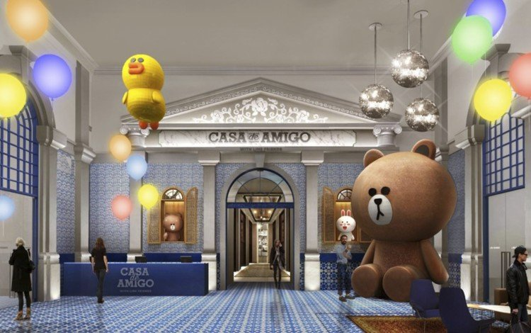 Macau Theme Park And Resort Latest Firm To Bet Big On Family Tourism With Line Friends Themed Hotel Launch
