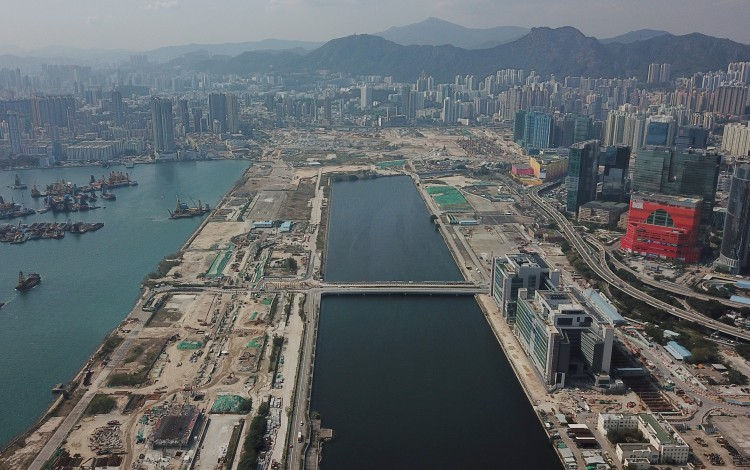 Sigh Of Relief As Second Plot On Hong Kong's Kai Tak Runway Fetches More Than First
