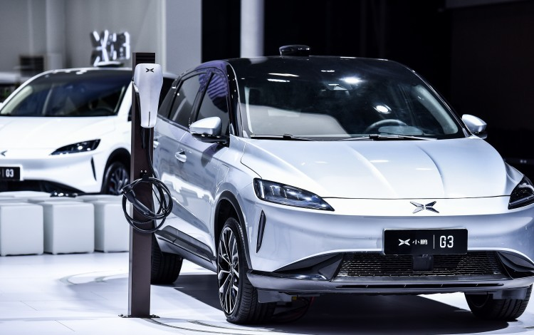 Tesla Challenger Xpeng To Roll Out First Electric Car Next Month Ahead Of New Credit System Designed To Promote China's EV Market