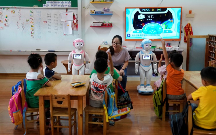 Education Stocks Fall After China Slaps More Curbs On Private Preschool Market