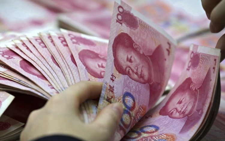 China's Loans Hit All-time High As Banks Open Floodgates In January To Help Slowing Economy
