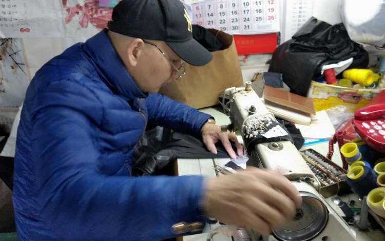 Meet The Chinese Tailor Who Has Luxury Clothing Alterations All Sewn Up