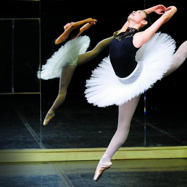 8da5cb19ae09 Chinese girl studies at the Bolshoi Ballet