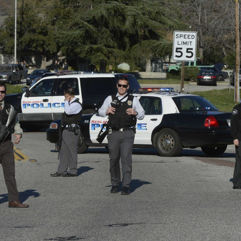 Dramatic shoot-out between fugitive Chris Dorner and police