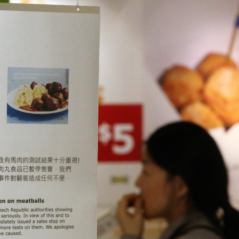 Ikea Suspends Sales Of Meatballs In Hong Kong South China
