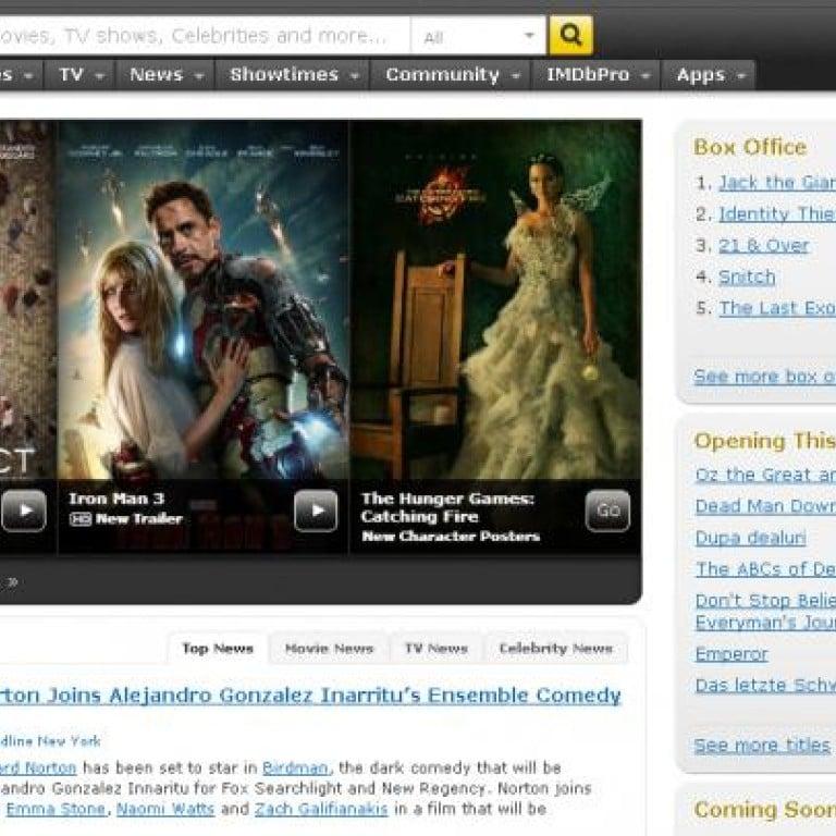 Film buffs thrilled after China unblocks IMDB movie database