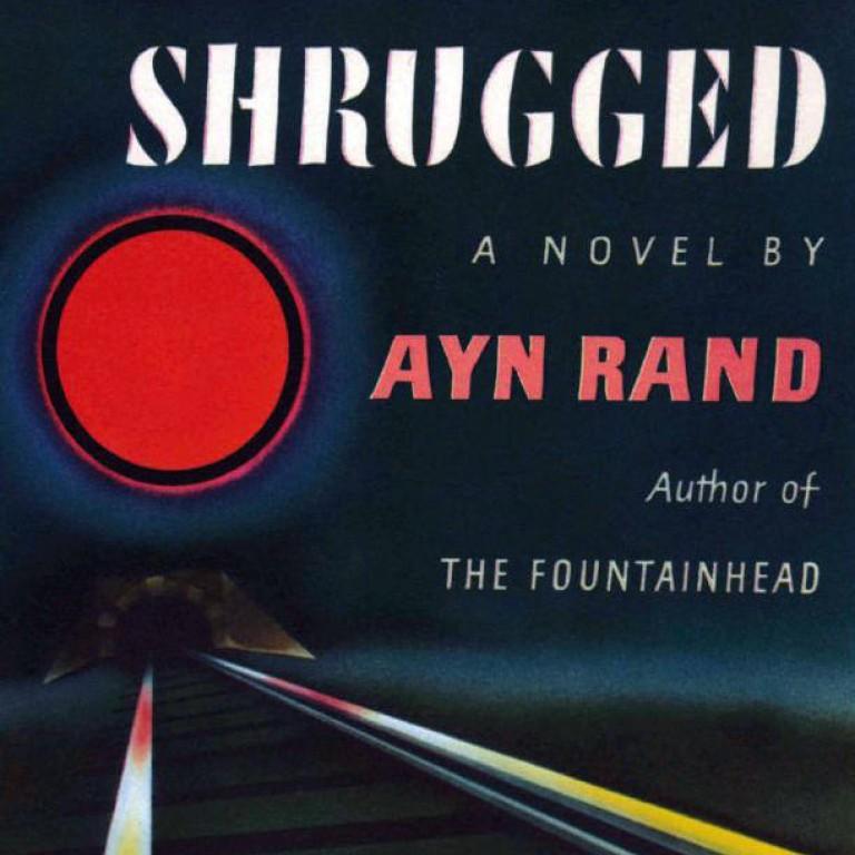 Rewind Book Atlas Shrugged By Ayn Rand South China