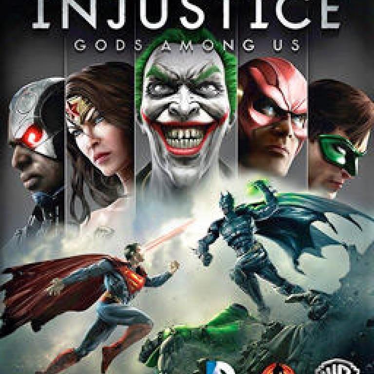Videogame: 'Injustice - Gods Among Us'   South China Morning