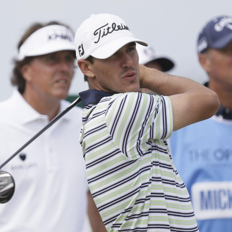 61de8f0c Is Brooks Koepka America's best young golfer? | South China Morning Post