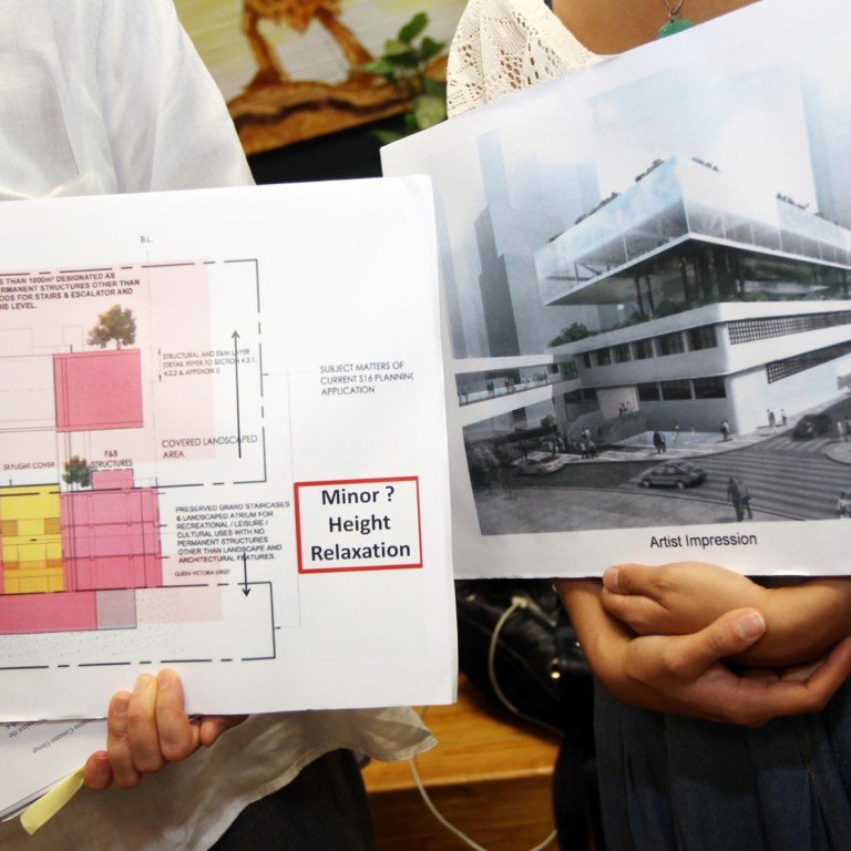Agency seeks to double Central Market site height in 'minor' change