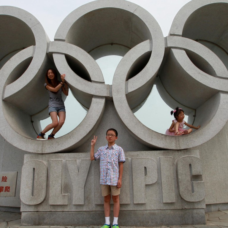Pollution-free days of Beijing Olympics now just a happy